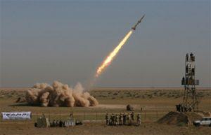 Iran Shahab-3 Long Range Missile Test