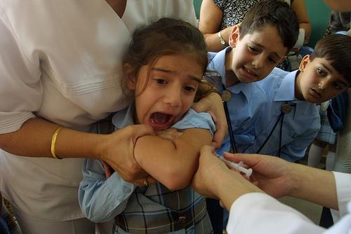 Swine Flu Vaccine Campaign