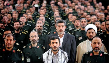 Ahmadinejad And Iran State Sponsors Of Terror