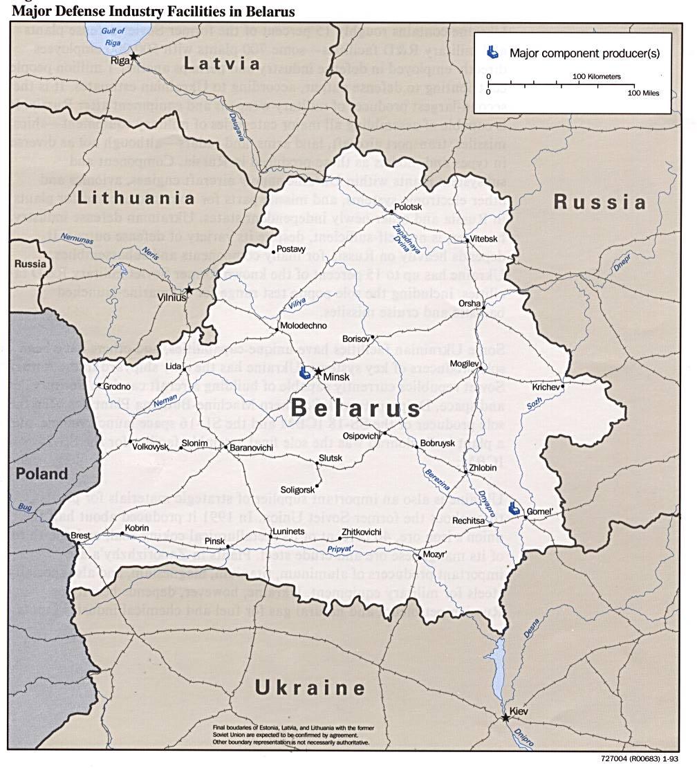 Belarus H1N1 Swine Flu Outbreak