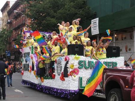 LGBT Parade United States