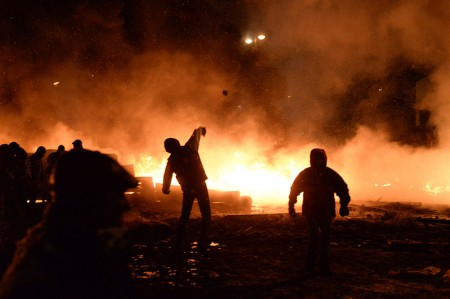 Ukraine Violence - Photo by Mstyslav Chernov