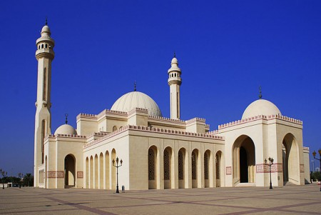 Al_Fateh_Grand_Mosque_-_Bahrain - Photo by Jacobs
