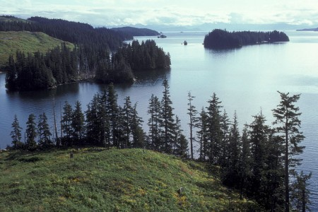 Alaska Coastline - Public Domain