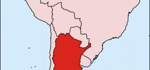 Argentina - Public Domain