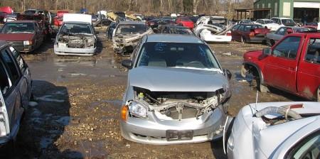 Auto Junkyard