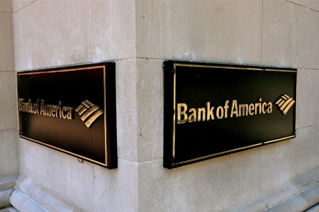 Bank of America - Photo by Alex Proimos