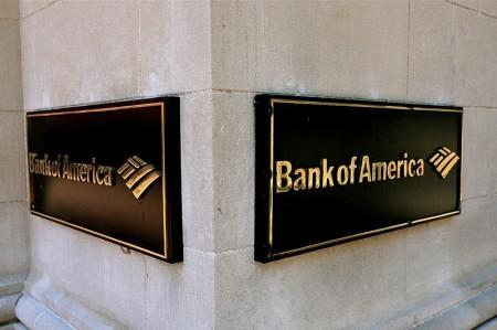 Bank of America - Photo by Alex Proimos