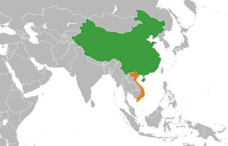 China And Vietnam - Public Domain