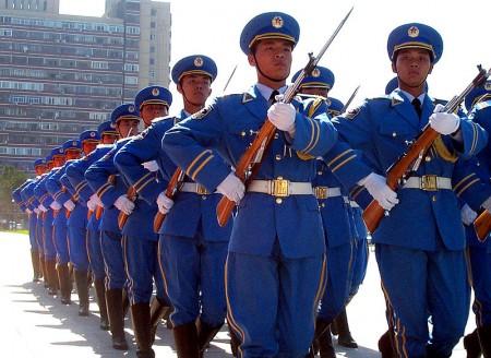 Chinese Military 2014