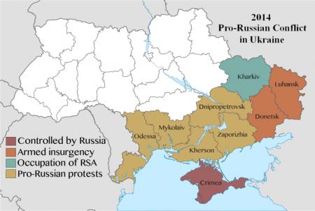 Civil War In Ukraine - Photo by RGloucester