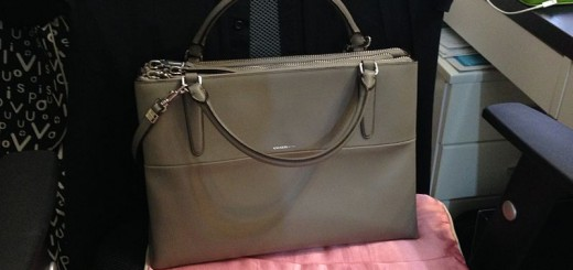 Coach Handbag - Photo by Kristiane Cyrus