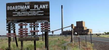 Coal Plant - Photo by Tedder