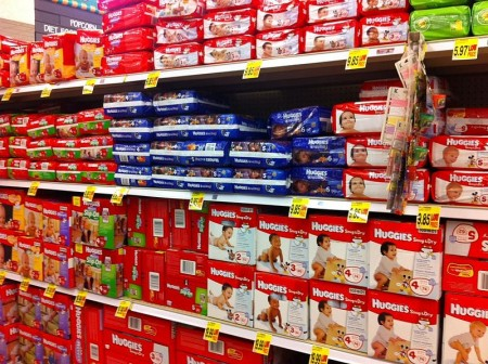 Diapers - Photo by Parenting Patch