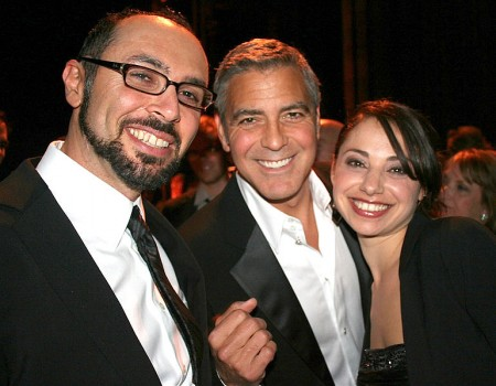 George Clooney - Photo by Thescrutineer