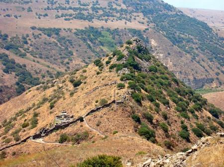 Golan Heights - Public Domain