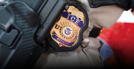 ICE Badge