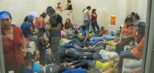 Illegal Immigration Holding Center