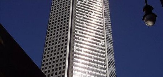 JP Morgan Chase Tower - Photo by Krzykol