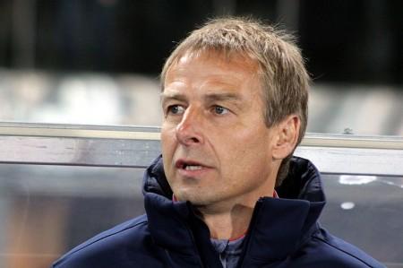 Jurgen Klinsmann - Photo by Steindy