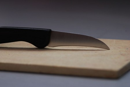 Knife - Photo by D. Albert