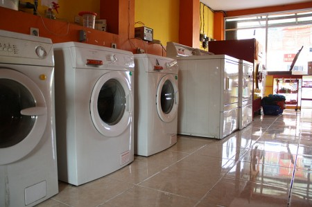 Laundry_Machines - Photo by Reni Fajarwati