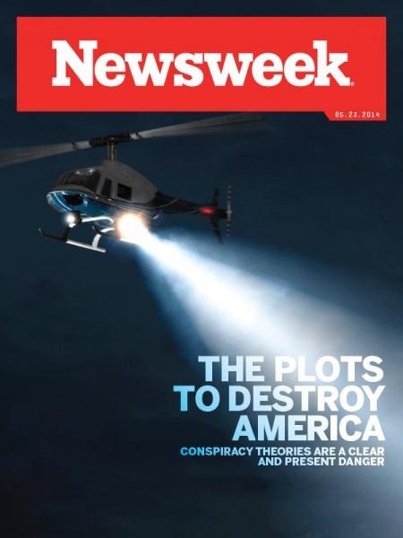 Newsweek Cover 2014