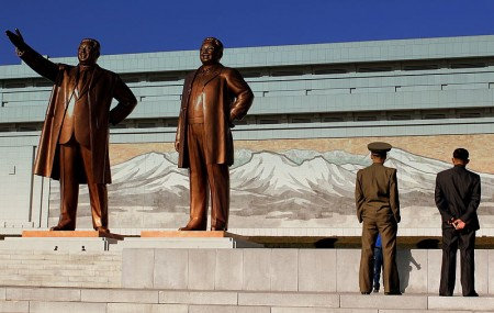 North Korea - Photo by calflier001