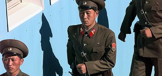 North Korean Army - Public Domain