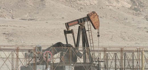 Oil Well - Photo by Ryan Lackey