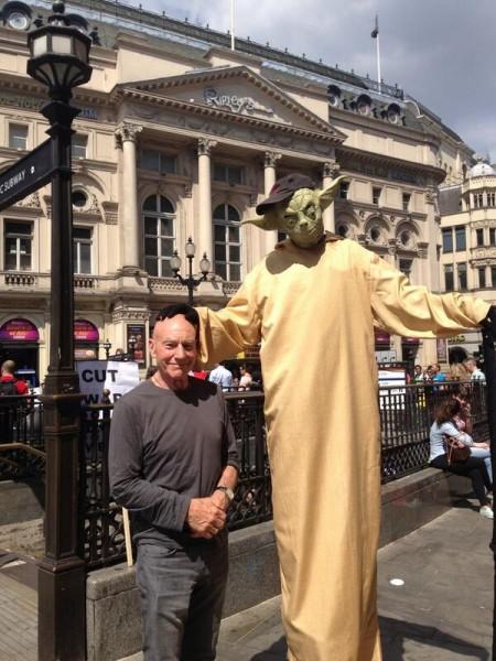 Captain Pickard Meets Yoda