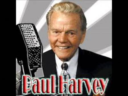 Paul Harvey 2014