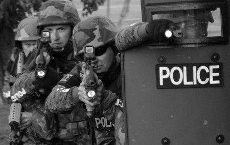 Police State 2013