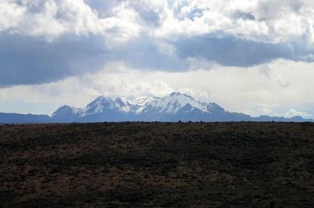Sabancaya Volcano - Photo by Edubucher