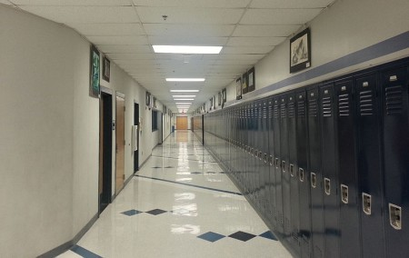 School Hallway - Photo by Maryland Pride