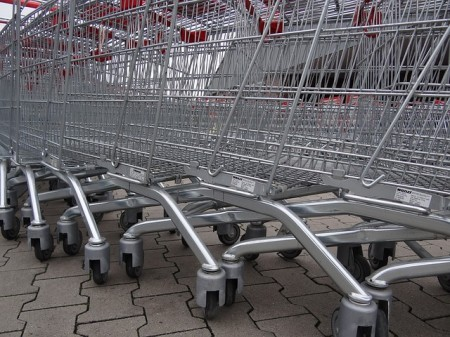Shopping Carts - Public Domain