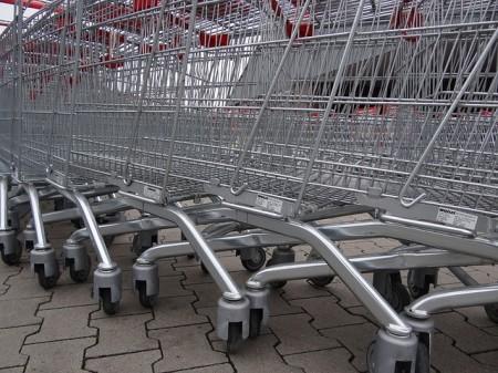Shopping Carts - Public Domain
