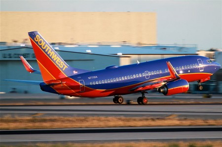 Southwest_Airlines - Photo by JBabinski380