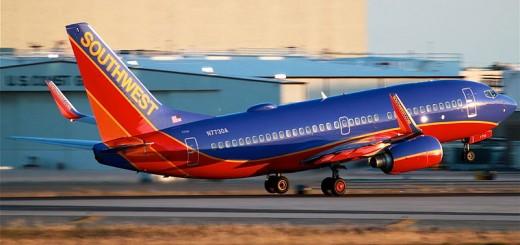 Southwest_Airlines - Photo by JBabinski380