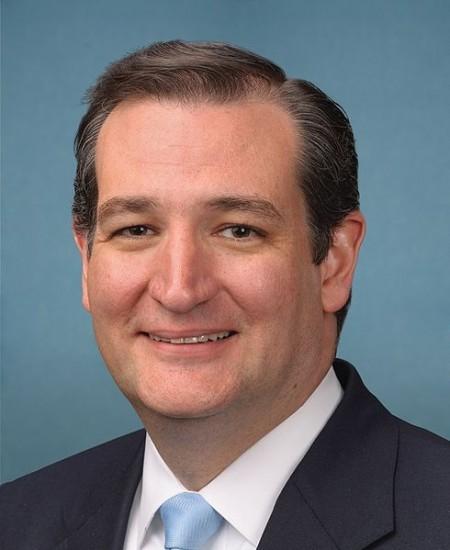 Ted Cruz - Public Domain