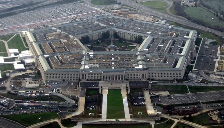 The Pentagon - Photo by David B. Gleason