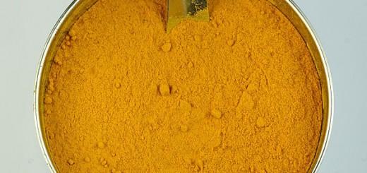 Turmeric powder - Photo by Sanjay Acharya