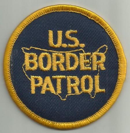 US Border Patrol - Photo by Dickelbers