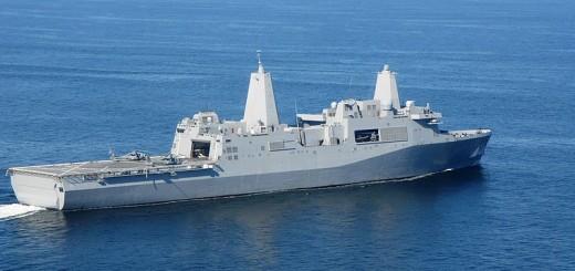 USS Mesa Verde - Public Domain