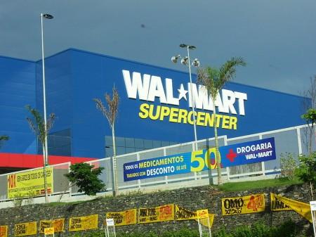Wal-Mart - Photo by Arthur Jacob