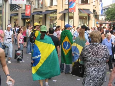 World Cup Brazil - Photo by koeln days