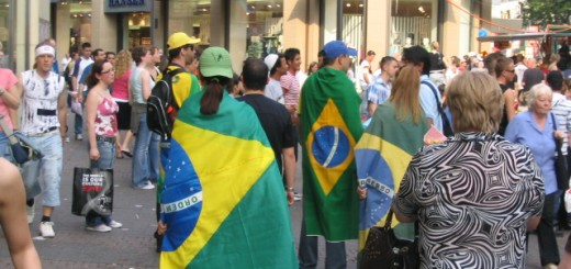 World Cup Brazil - Photo by koeln days