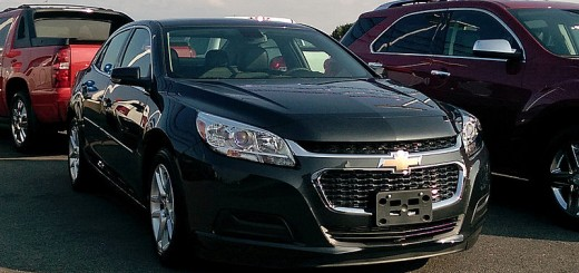 2014_Chevrolet_Malibu - Photo by Rhilde