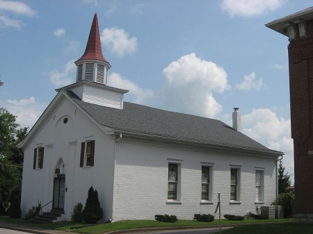 Baptist Church - Public Domain