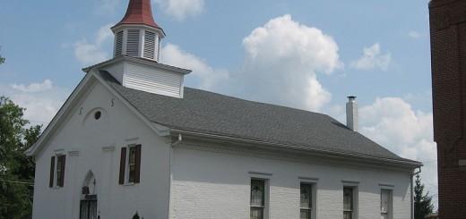 Baptist Church - Public Domain